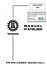 tracteur bolinder  manuel notice entretien revue technique